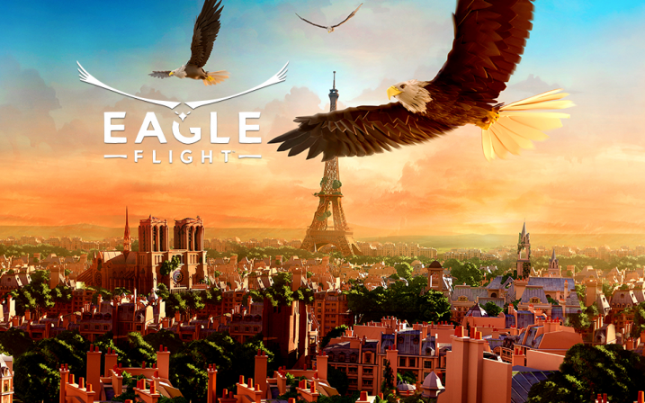 Eagle flight_0
